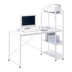 激安パソコンデスクお部屋のインテリアにマッチ
